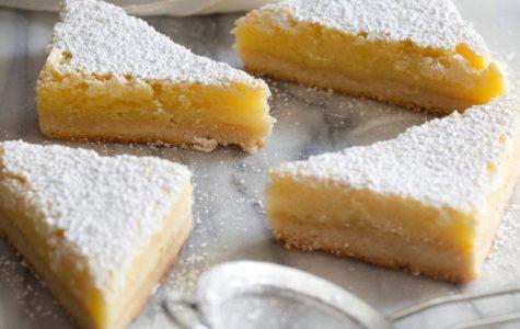 Dessert #1 – Lemon Bars