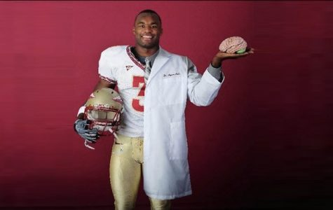 Myron Rolle had very successful football career and now has turned around and became a very successful doctor. He is taking a major role in fighting the COVID-19 over on the east coast