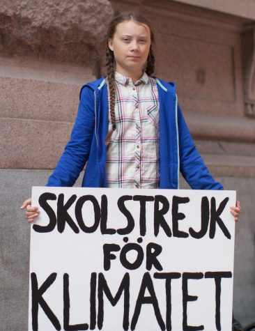 "Instead of ""taking it to the streets,"" climate activist Greta Thunberg asks that everyone ""take it online,"" and stay informed during the virus outbreak."