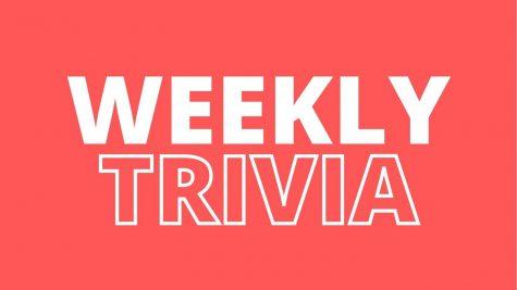 Weekly Trivia #15