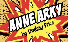 Unofficial poster of Liberty's Production of 'Anne-Arky,' the first of the '20-'21 school year.