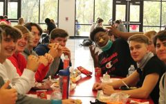 Students now are able to eat free lunch due to COVID-19 relief funds.