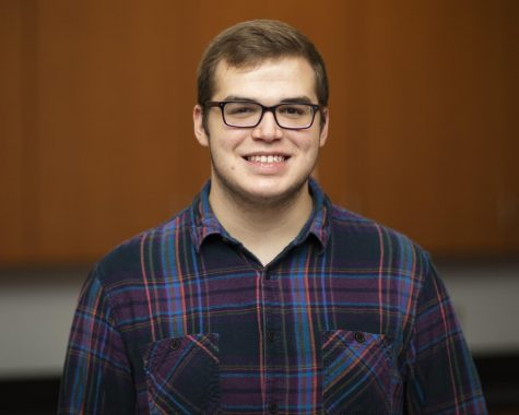 Andrew Sante has been named a semifinalist in the National Merit Scholarship program.