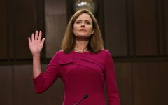 Amy Coney Barrett takes oath as the newest Supreme Court justice of the United States.
