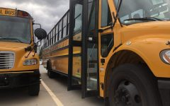 The district is currently facing a shortage in bus drivers due to COVID-19.