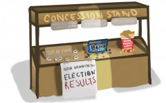 Popcorn, Candy, And Other Concessions