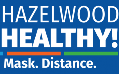 The Help Hazelwood Get Healthy campaign was designed to aim at encouraging everyone who lives and works in the district to wash their hands, wear a mask, and practice social distancing.