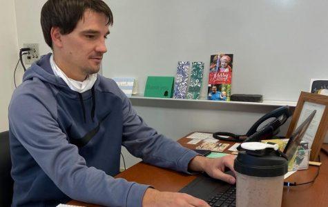 ELA Teacher Mr. Smith