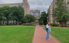 I toured Boston University in September, 2020, and was absolutely in awe of how beautiful the campus was.