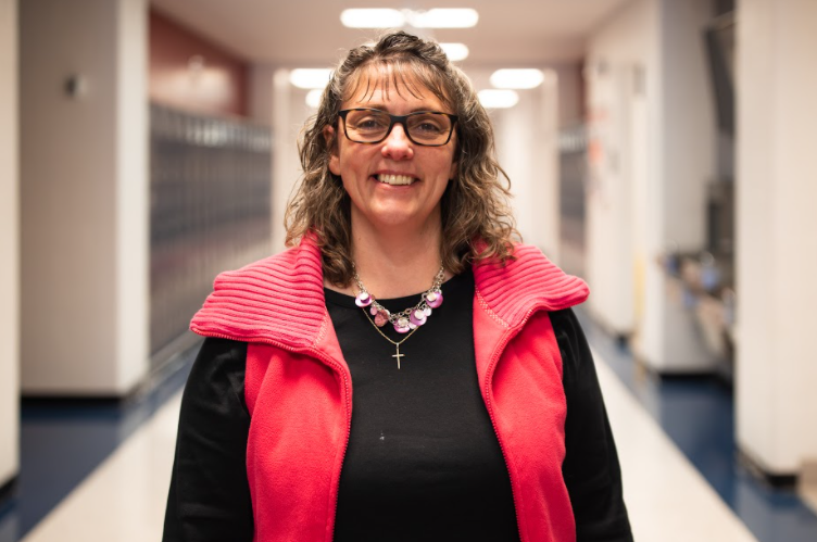 Mrs. Hallemier has been teaching for over 25 years, and has spent eight of them at Liberty.