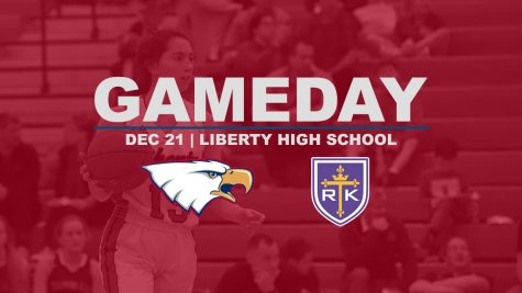 Rosati-Kain vs. Liberty (Girls Varsity Basketball)