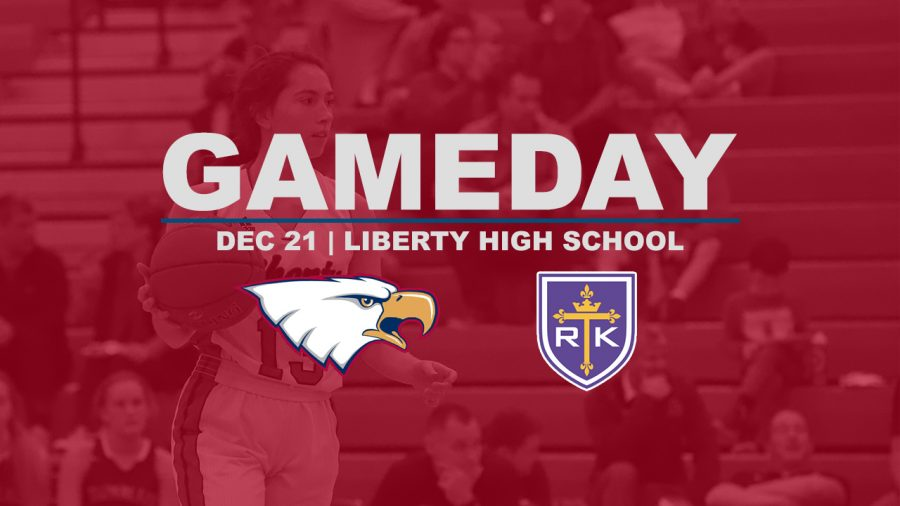 Rosati-Kain vs. Liberty (Girls Varsity Basketball)