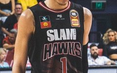 LaMelo Ball plays professional basketball in Australia.