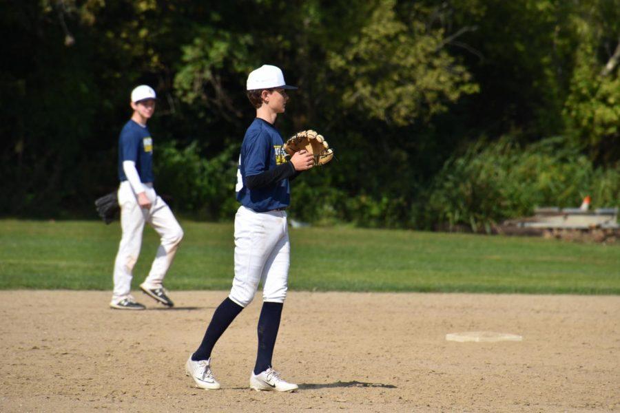 Domenic Nordmann & Baseball