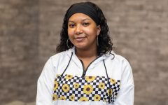 Senior Lena Granberry has worked on videos educating students and staff on Black History.