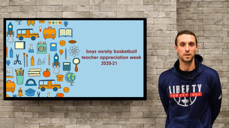 (Ep. 1) Coach Sodemann- Boys Varsity Basketball Teacher Appreciation