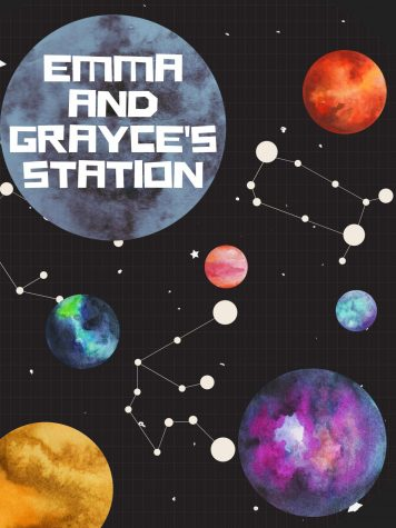 Emma and Grayce