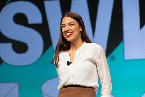 """Congresswoman Alexandria Ocasio-Cortez is praised as """"perfect,"""" by many politically involved teens."""