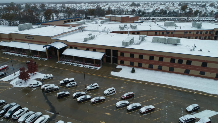 The Wentzville School District has one last snow day to use.