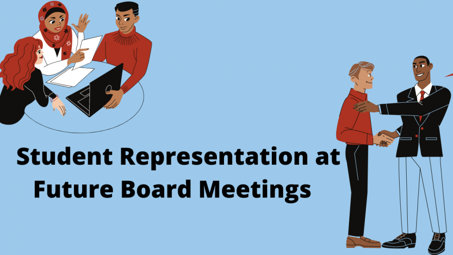 At the recent Wentzville School Board of Education meeting, board members passed a motion to include student representation at meetings.