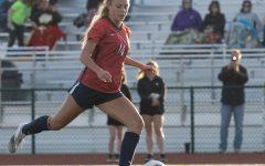 Chloe Netzel scored four goals in an 8-0 victory against Zumwalt East on April 13.