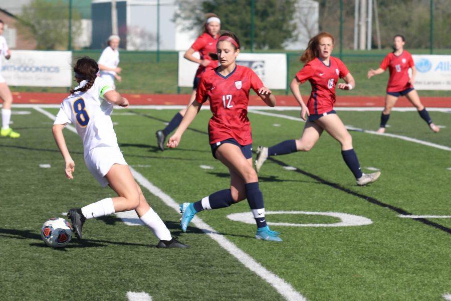 LIVE: Girls Varsity Soccer (Liberty vs. FZE)