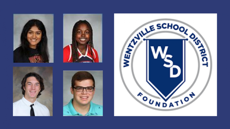 Arthi Kondapaneni, Janet Musangali, Wyatt Haynes, and Andrew Sante were selected to represent their class in different programs.