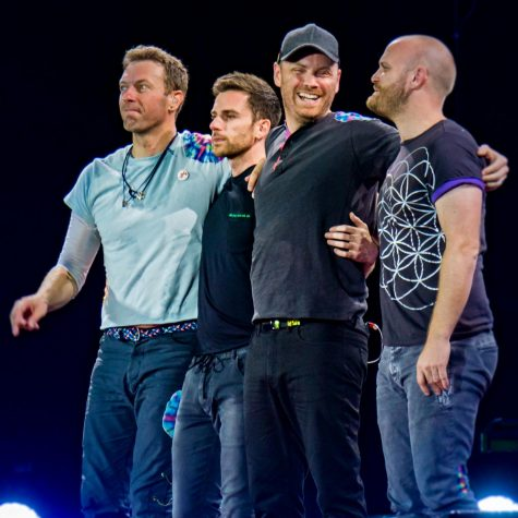 "Many believe that ""Higher Power"" will usher in a new era of Coldplay."