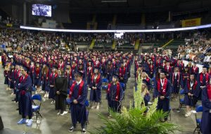 'Through All We Have Lost, We Have Learned': Senior Graduates Overcome Abnormal Year