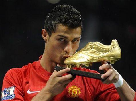 Cristiano Ronaldo was the Premier League Golden Boot winner in 2008.