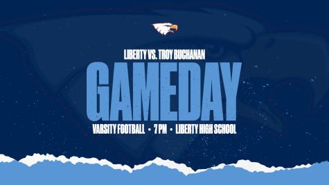 Liberty vs. Troy Buchanan (Varsity Football) (9/10/2021)