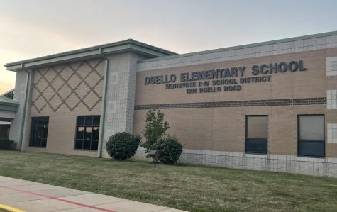 Duello Elementary School jumped from 25 to 35 positive cases in a single day. The board of education  elected to mandate masks for all students and staff at Duello Elementary School effective immediately. The mandate will last 30 days