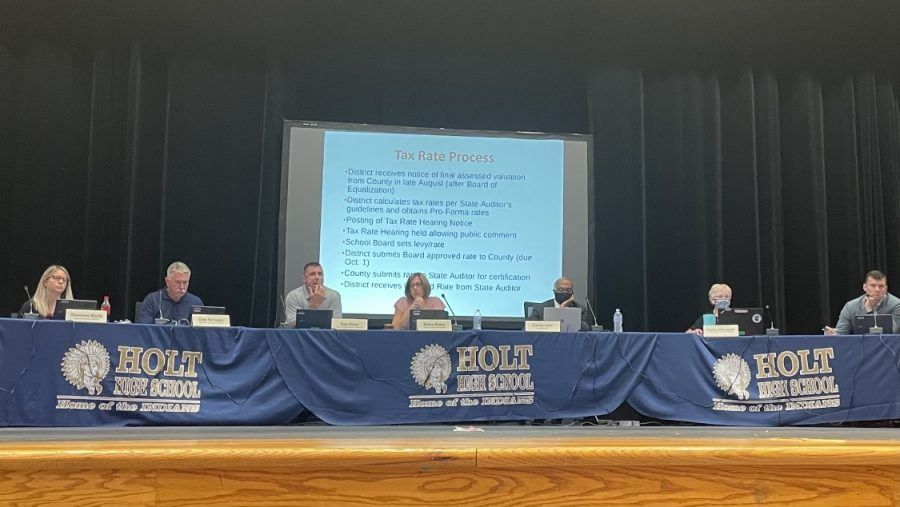 The WSD Board of Education meets for the first time since they installed a 30-day masking policy combatting the high positivity at Duello Elementary School.