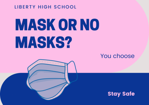 Many students are questioning whether they should wear masks or not.