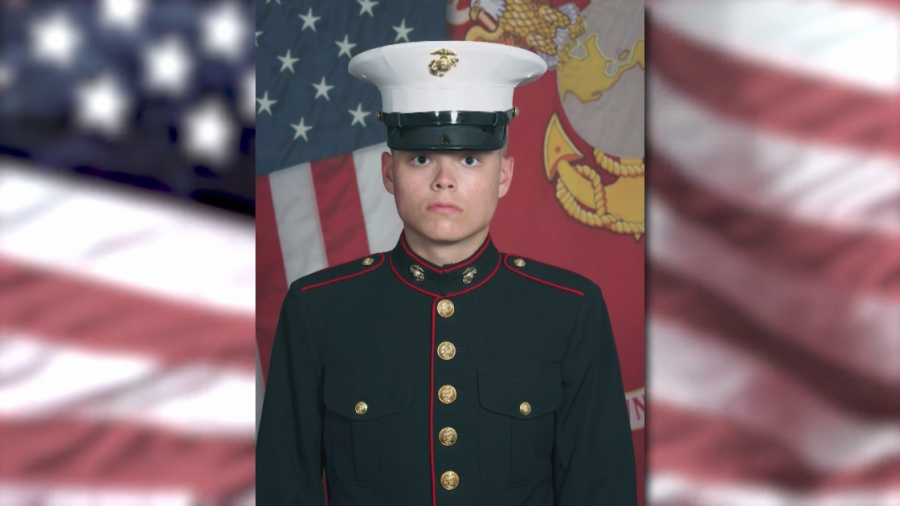 Thousands of people have memorialized Lance Cpl. Jared Schmitz following his death in Kabul.