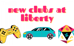 With the new school year, many new clubs are showing up on Libertys campus.