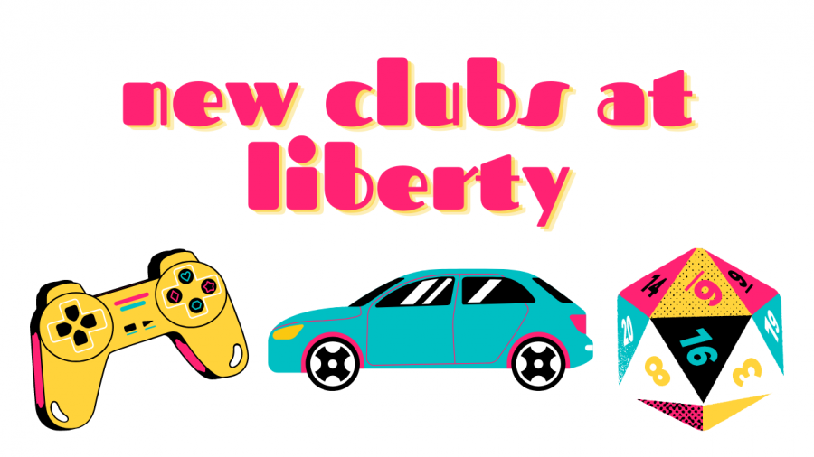 With+the+new+school+year%2C+many+new+clubs+are+showing+up+on+Libertys+campus.