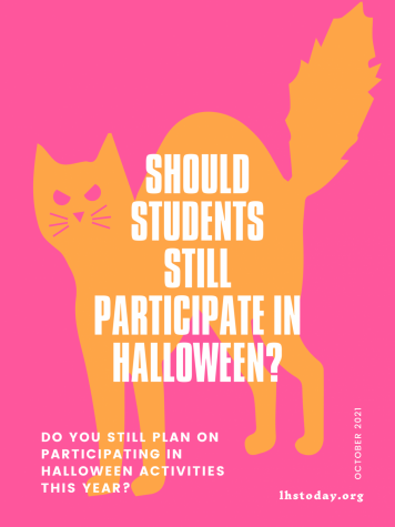 Should students still take part in Halloween activities this year?